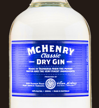 McHenry and Sons - Classic Dry Gin