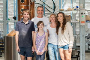 New distiller has whisky in his genes