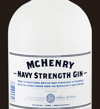 McHenry and Sons - Navy Strength Gin