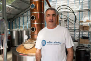 Bill McHenry – Tasmanian Whisky Distilleries