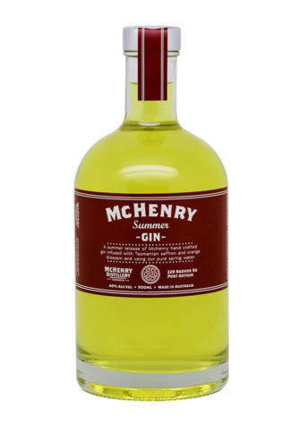 500ml McHenry Summer Gin